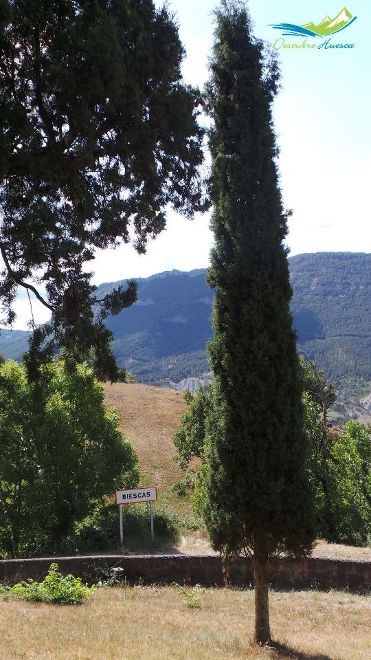 Biescas Valle Bardaji