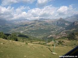 Valle de tena Huesca