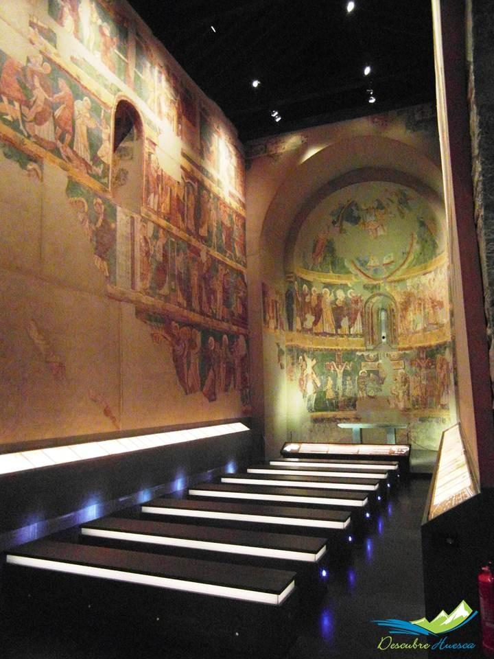 Museo Diocesano de Jaca, Sala Bagüés.