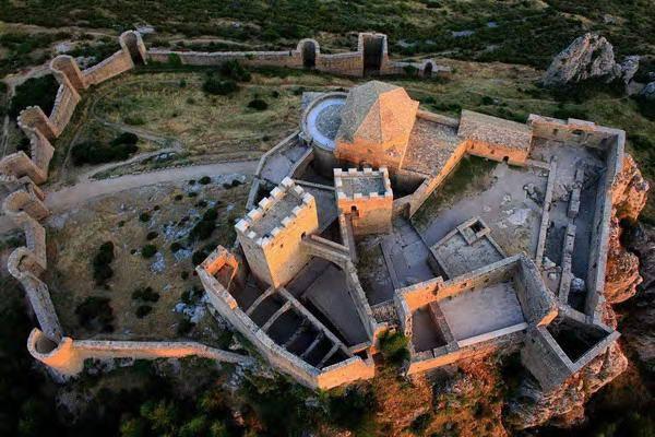 El Castillo de Loarre - Huesca