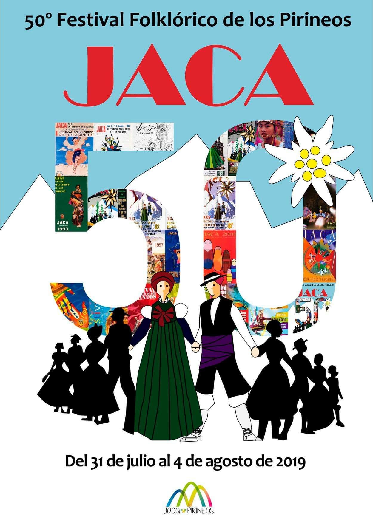 Festival Folklórico de los Pirineos 2017