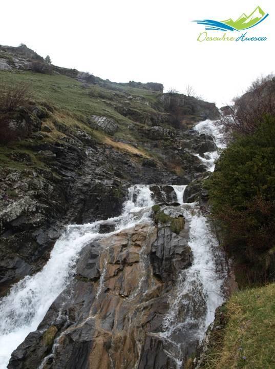 Cascada de Otal
