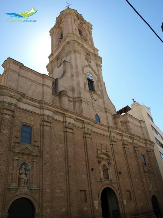 Basilica San Lorenzo Huesca