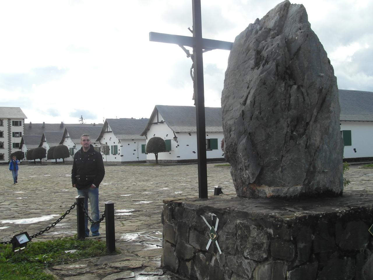 Monumeto patio de armas Jaca