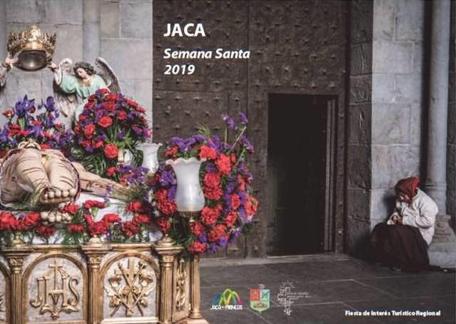 Programa semana santa Jaca 2019