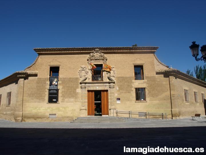 Museo Arqueológico de Huesca.