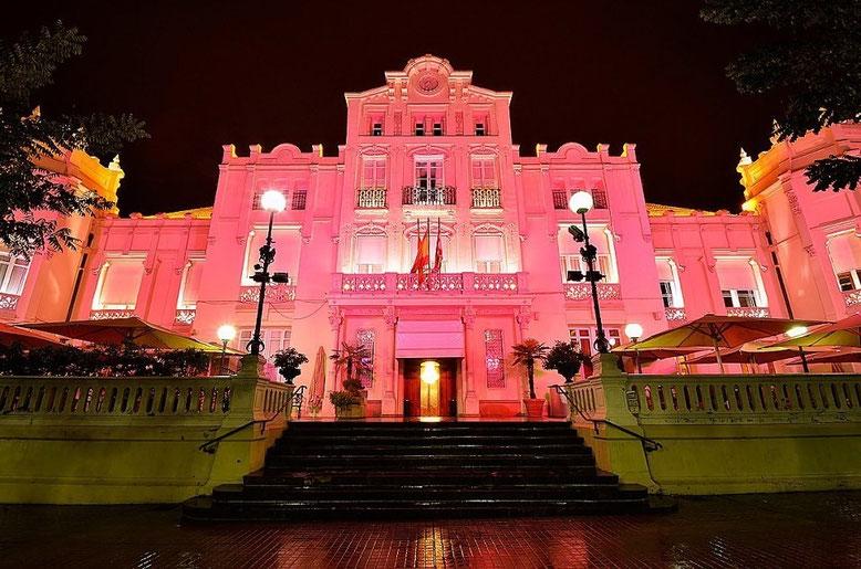 El Casino, en Huesca ciudad