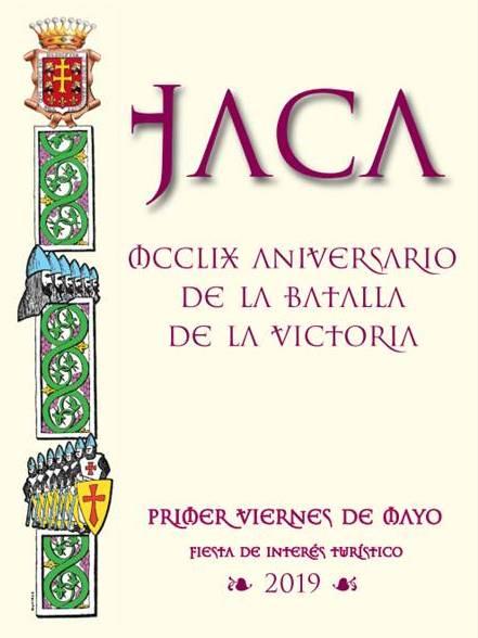 Fiesta Primer viernes de Mayo Jaca 2019