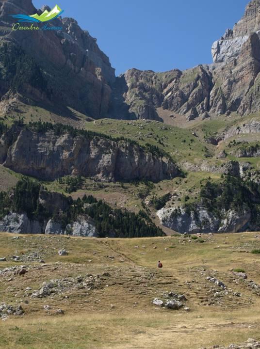 Ruta al Ibón de Piedrafita