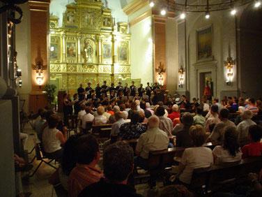 Festival de la Ribagorza, clasicos en la frontera
