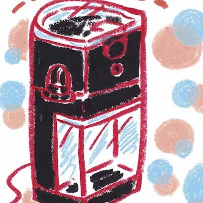 Re-Post:賢い!粗さも時間も設定できる、臼式のコーヒーミル。前編 #28