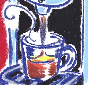 Re-Post:カプセルポン!のコーヒーマシンってどんな感じなの?(後編)#23