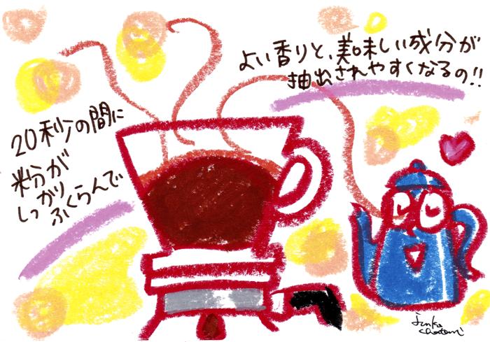 Re-post:ドリップコーヒー淹れてみよう!#9