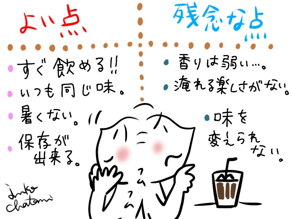ボトルコーヒーの特徴と利点