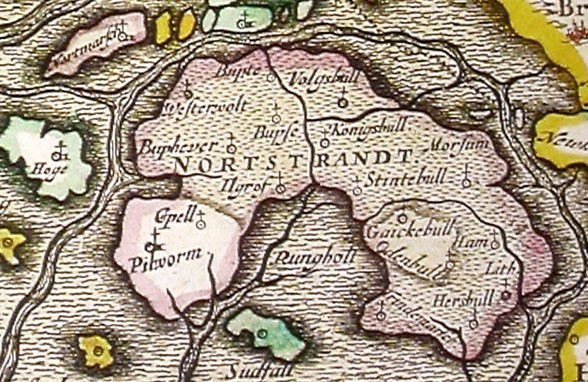 Pellworm Karte.Pellworm Nordfriesische Marschinsel Naturfotografie