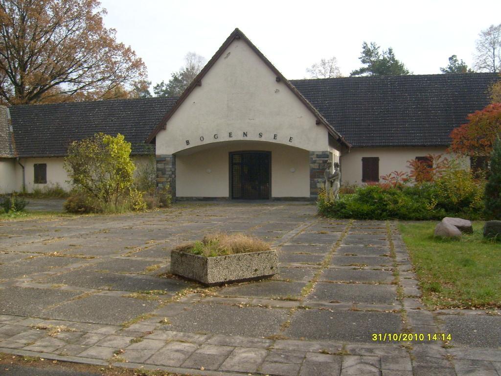 Waldhaus am Bogensee (Goebbelsvilla)