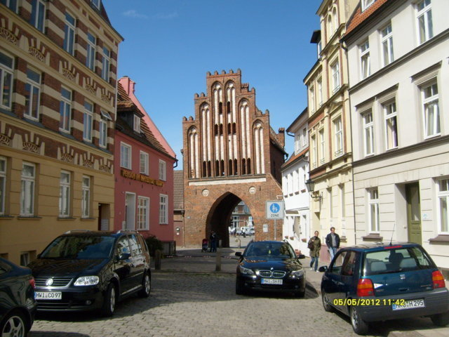 Noch mal in Wismar