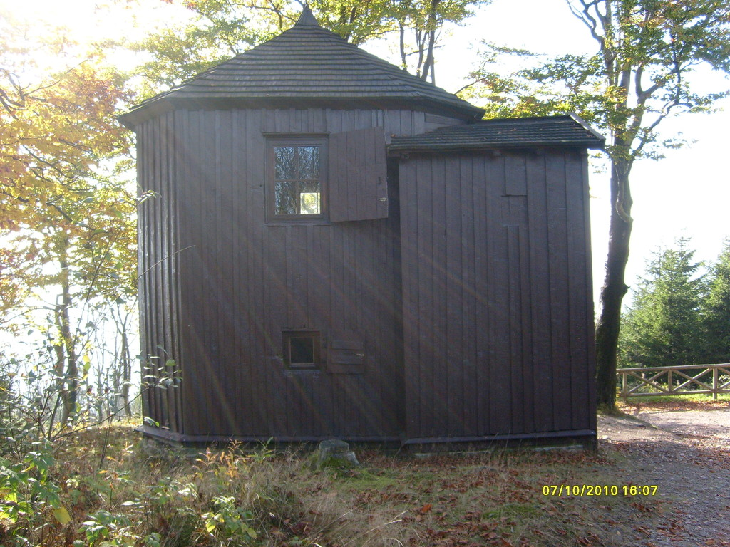 Goethe Haus auf dem Kickelberg