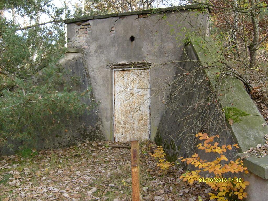 Sein Bunker