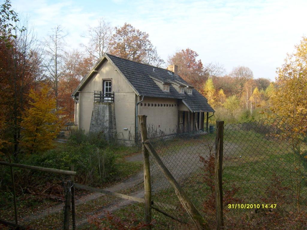 Goebbels erste Villa ( War Ihm zu klein)