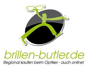 Logo Brillen Butler