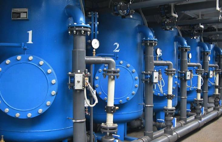 Промышленная фильтрация и водоочистка