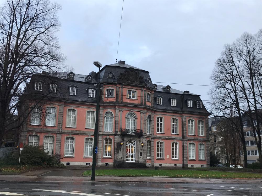 Goethe Museum ゲーテ博物館