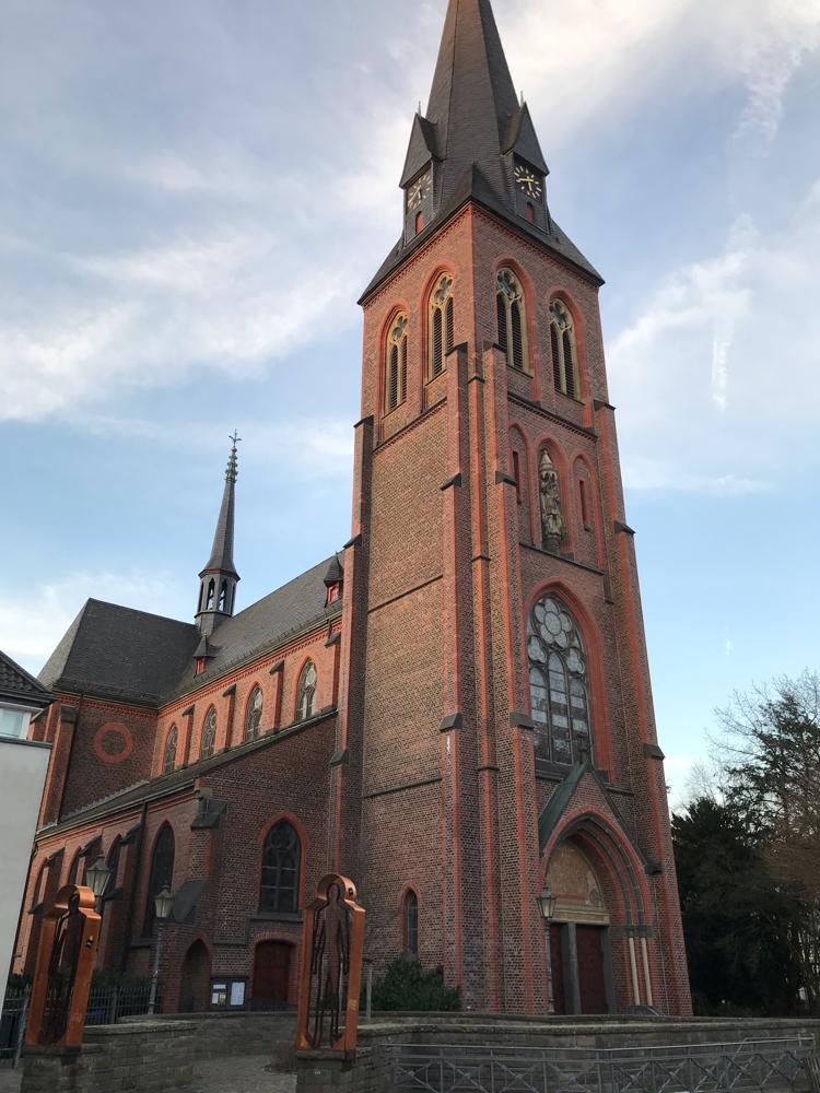 St. Michael 聖ミヒャエル教会