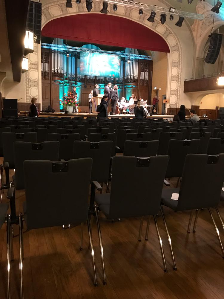 Großer Saal 大ホール