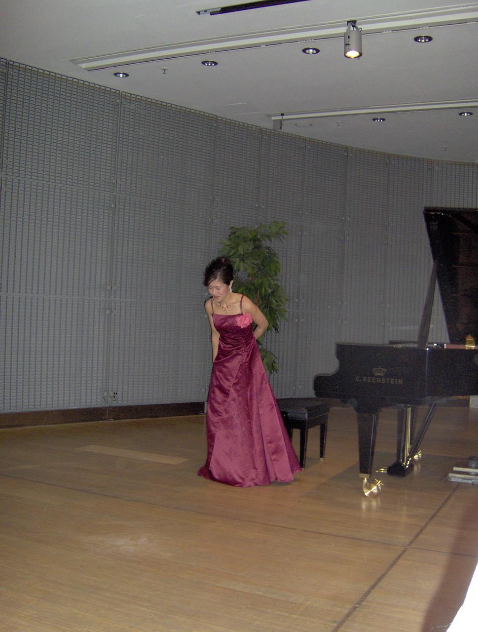 Klavierabend 2007  ピアノ・リサイタル2007