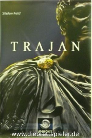 Trajan, ein neues Spiel von Stefan Feld.