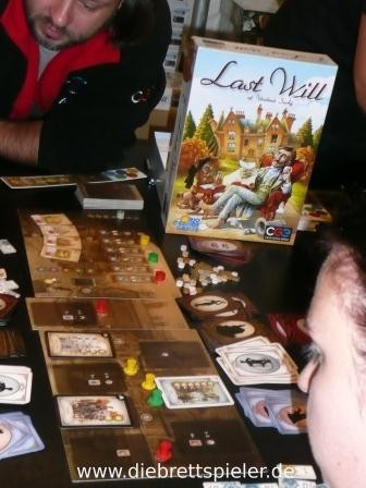 Die Czech Games Edition Spiele Der letzte Wille und...