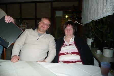 Thomas und Ines
