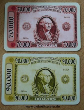Geldkarten Vorderseite