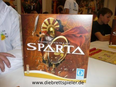Sparta. Der Autor ist erst 14 Jahre alt.