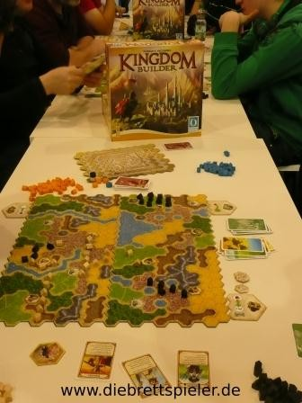 Kingdom Builder von Queen Games.