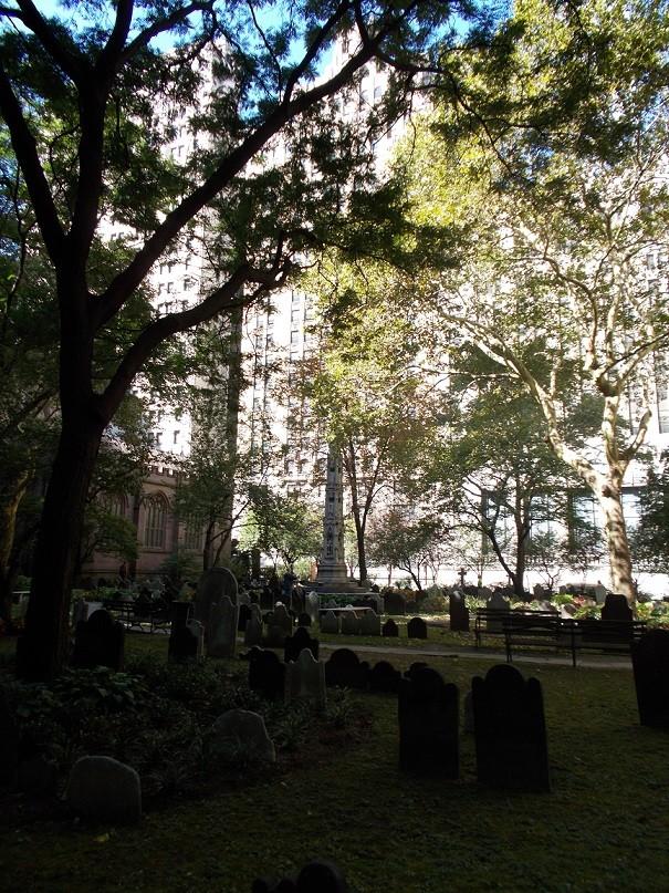 Friedhof der Trinity Church