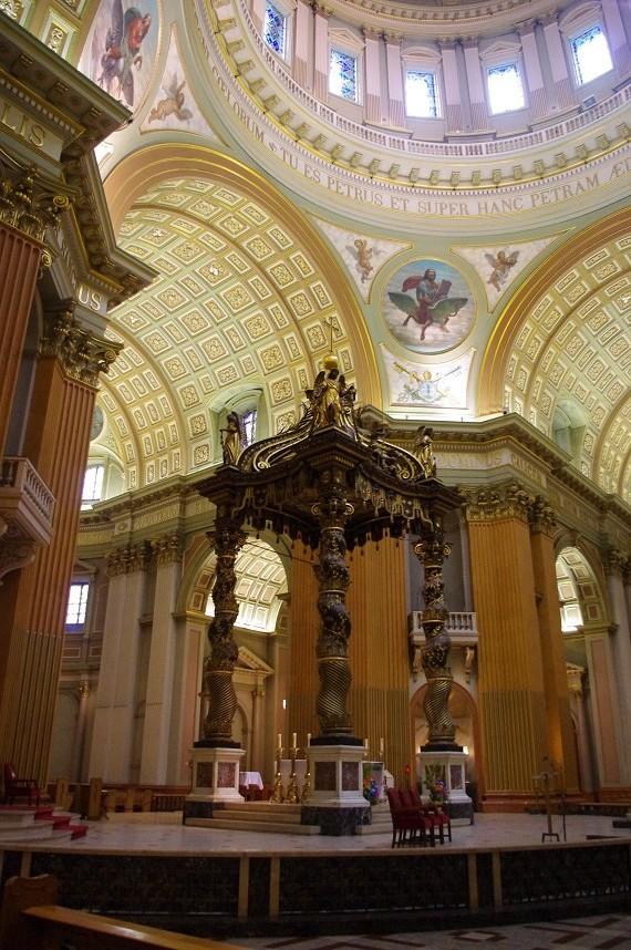 Basilique Cathédrale Marie Reine du Monde de Montréal