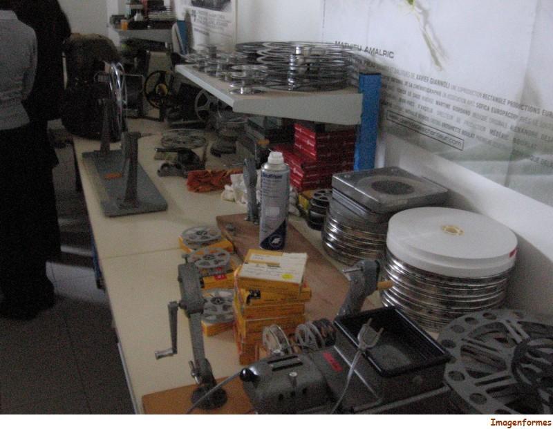 0096 préparation, réparation des bobines