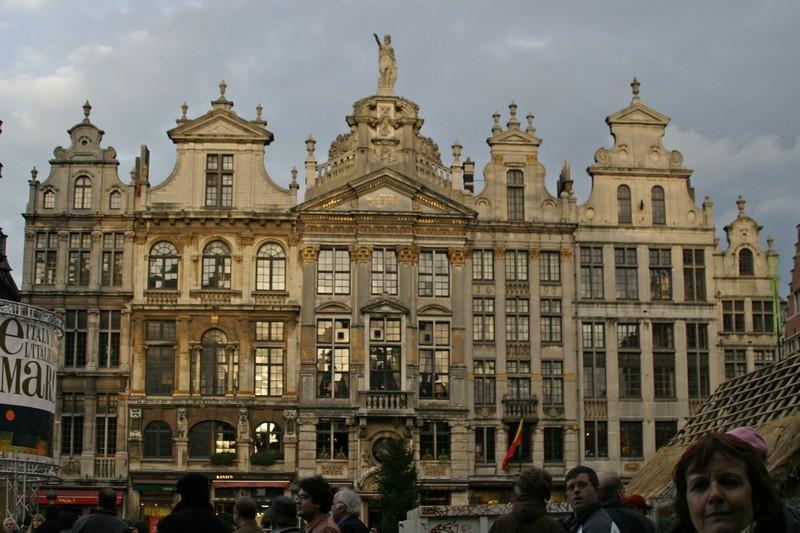 Grand Place inscrite au Patrimoine Mondial de l'Humanité