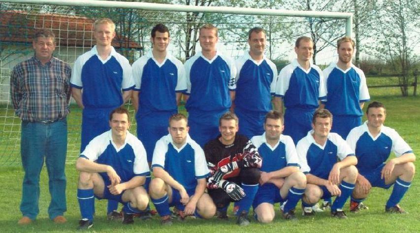 Mannschaftsfoto 2005