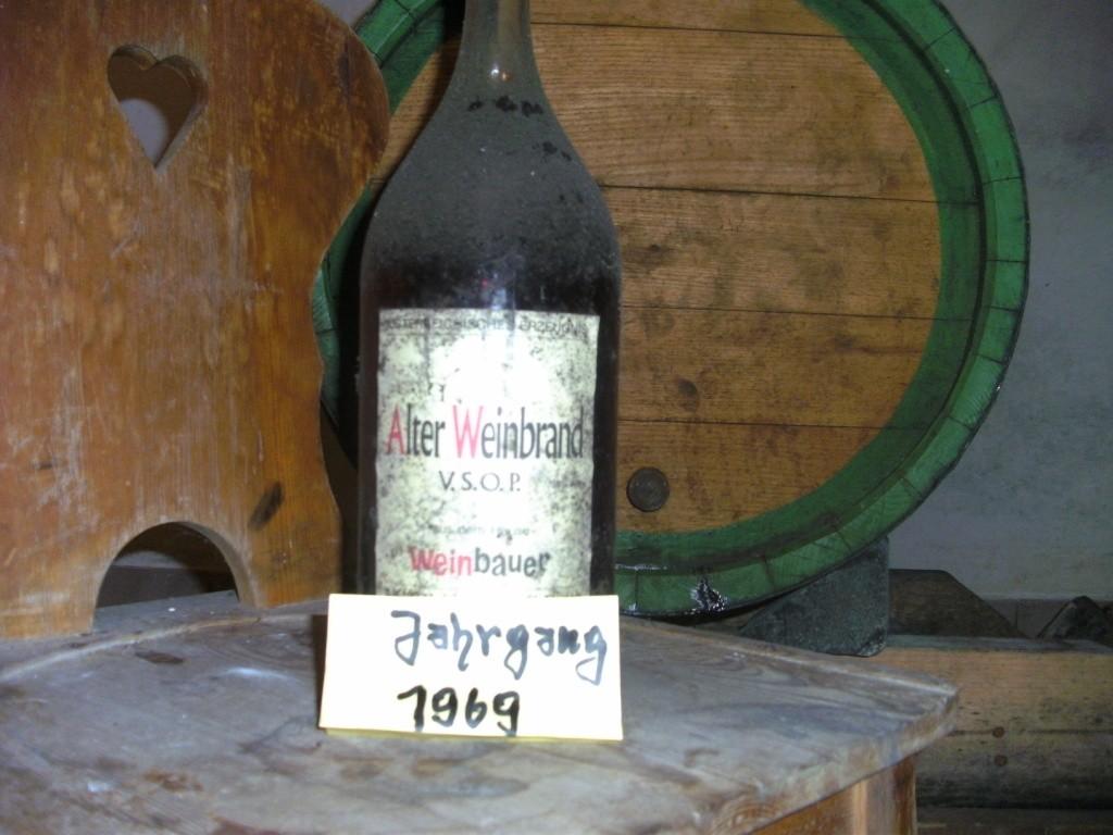 Alter Weinbrand V.S.O.P.