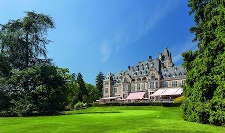 Schlosshotel Kronberg Hochzeitslocation
