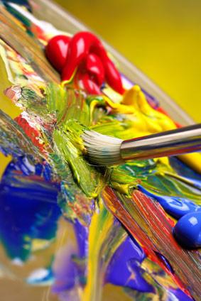oil color portrait
