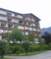 Bad Ischl Appartement Miramonte - Außenansicht Ferienwohnung