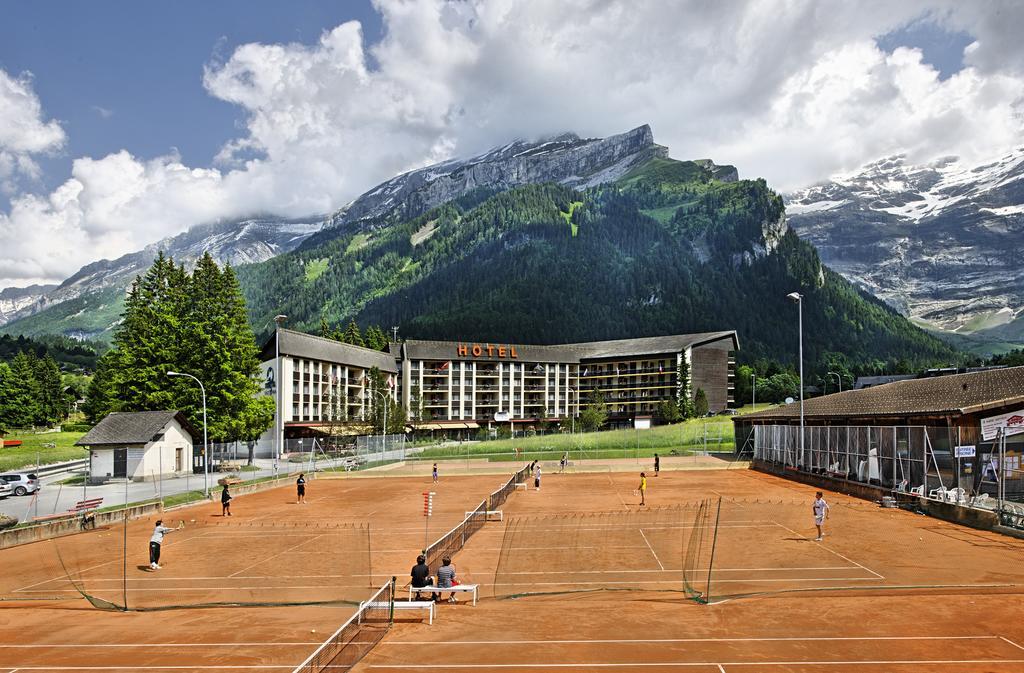 Tennis Diablerets
