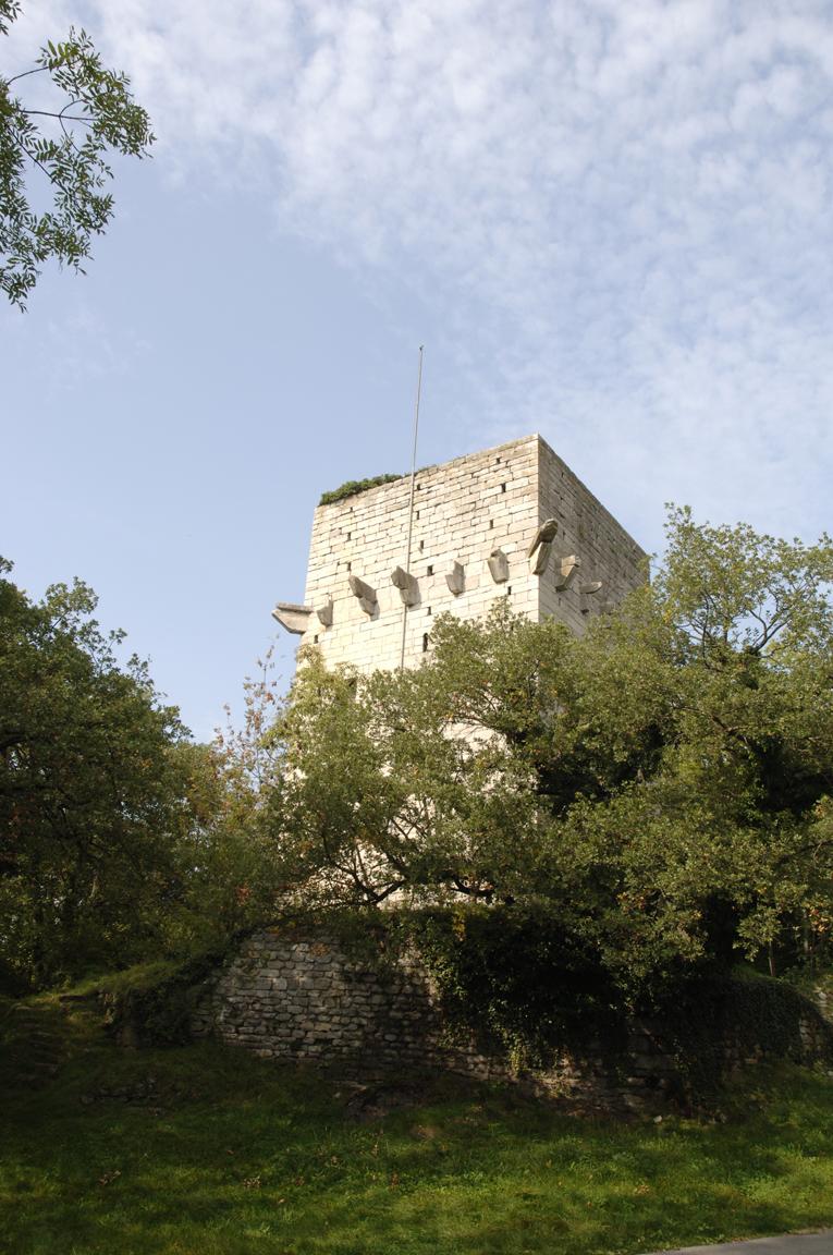 Tour de St-Triphon (non visitable)