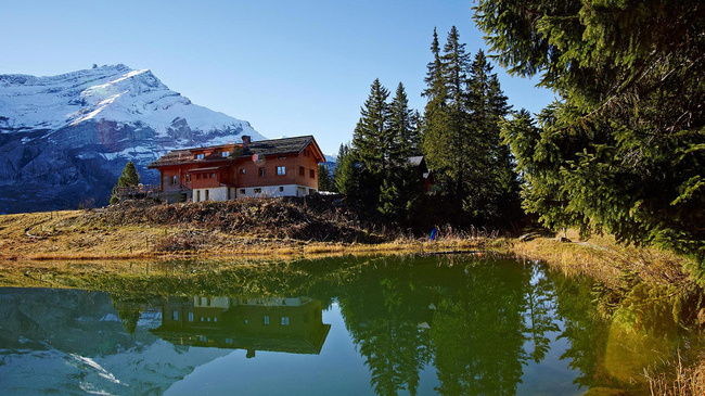 hotel refuge du lac Retaud VD 1692