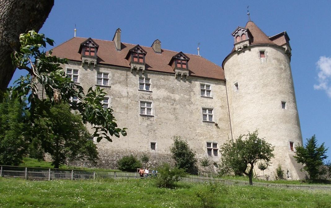 Chateau de Gruyère (visite ok)