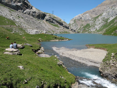 Lac du Sanetsch